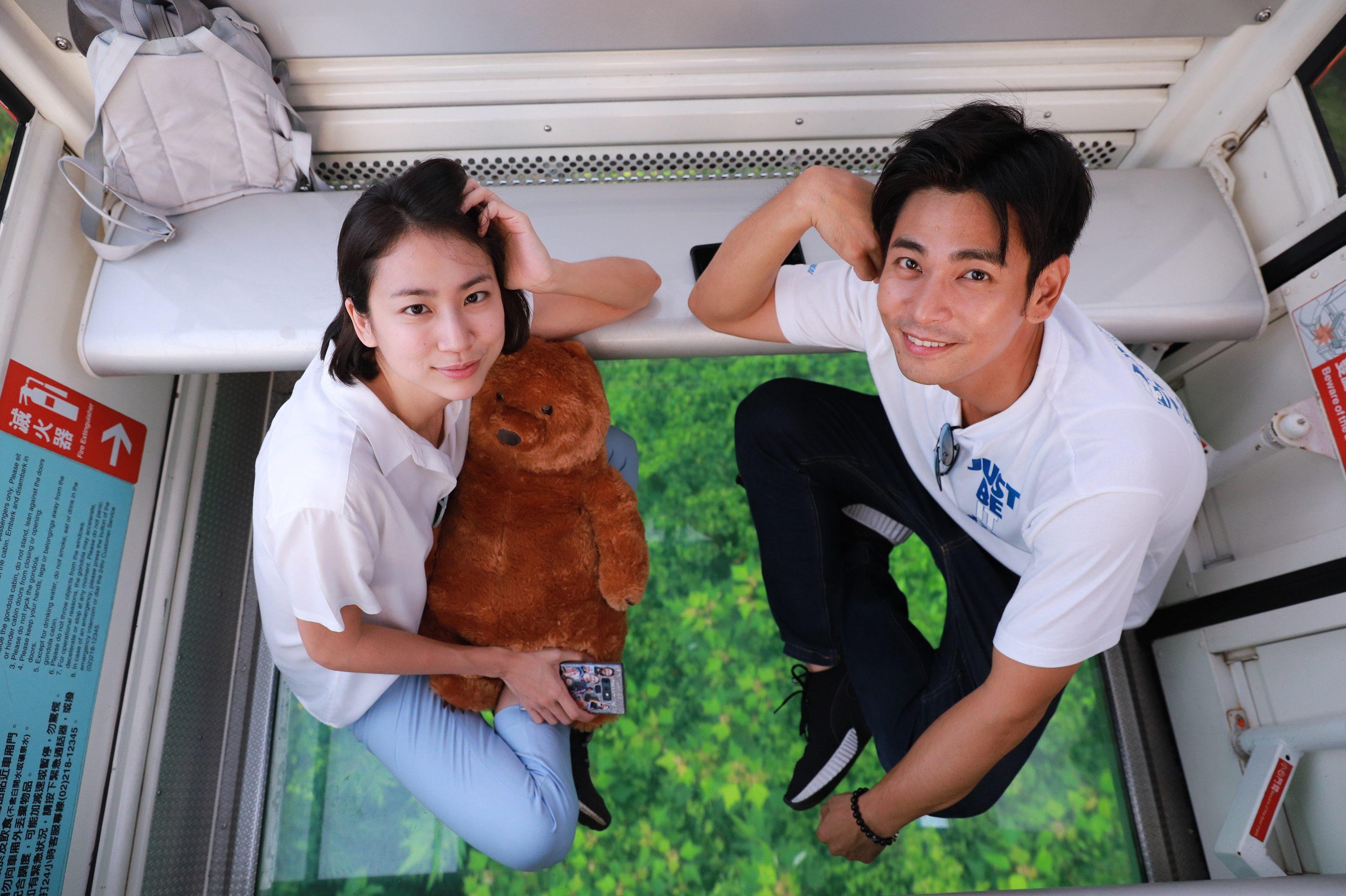 臺北巷弄達人楊子儀帶領Mint體驗貓空水晶纜車