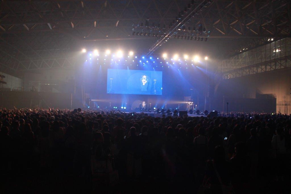 熊讚登上超十代時尚舞台賣力演出行銷台北