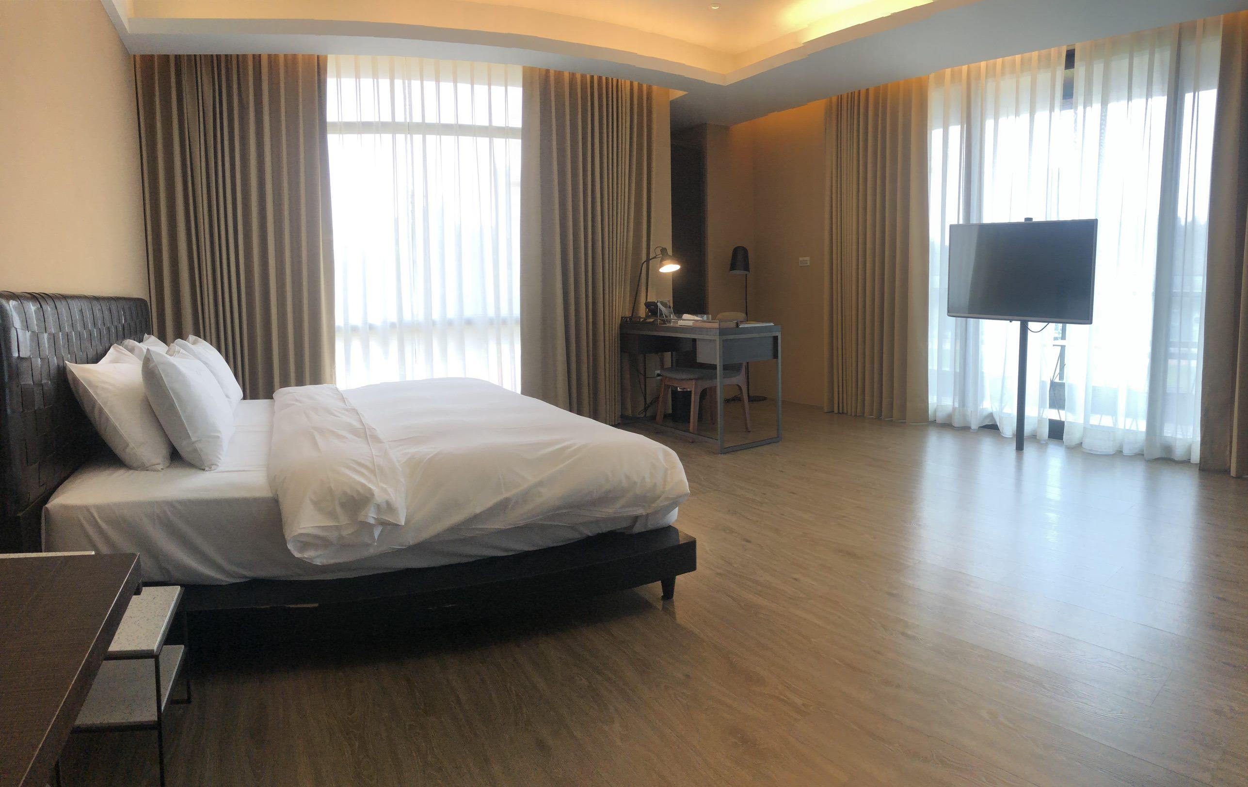 北市第4家防疫旅館上線服務,預計將為居家檢疫旅客提供20個房間。