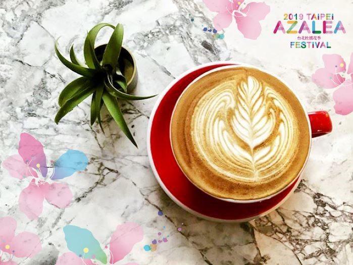 春日的午後享受咖啡與書籍,是美好春天文青必備行程!