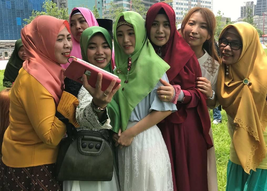 歡迎穆斯林朋友來大安森林公園感受臺北的熱情