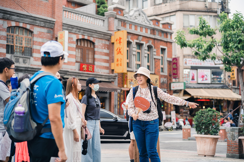 來投票就有機會獲得臺北市深度體驗遊程抵用券