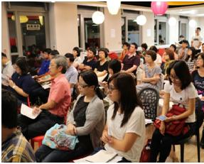 社會企業講座