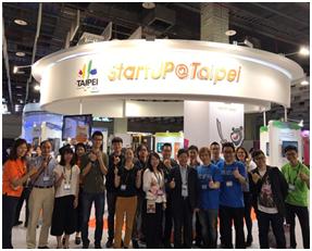 StartUP@Taipei館
