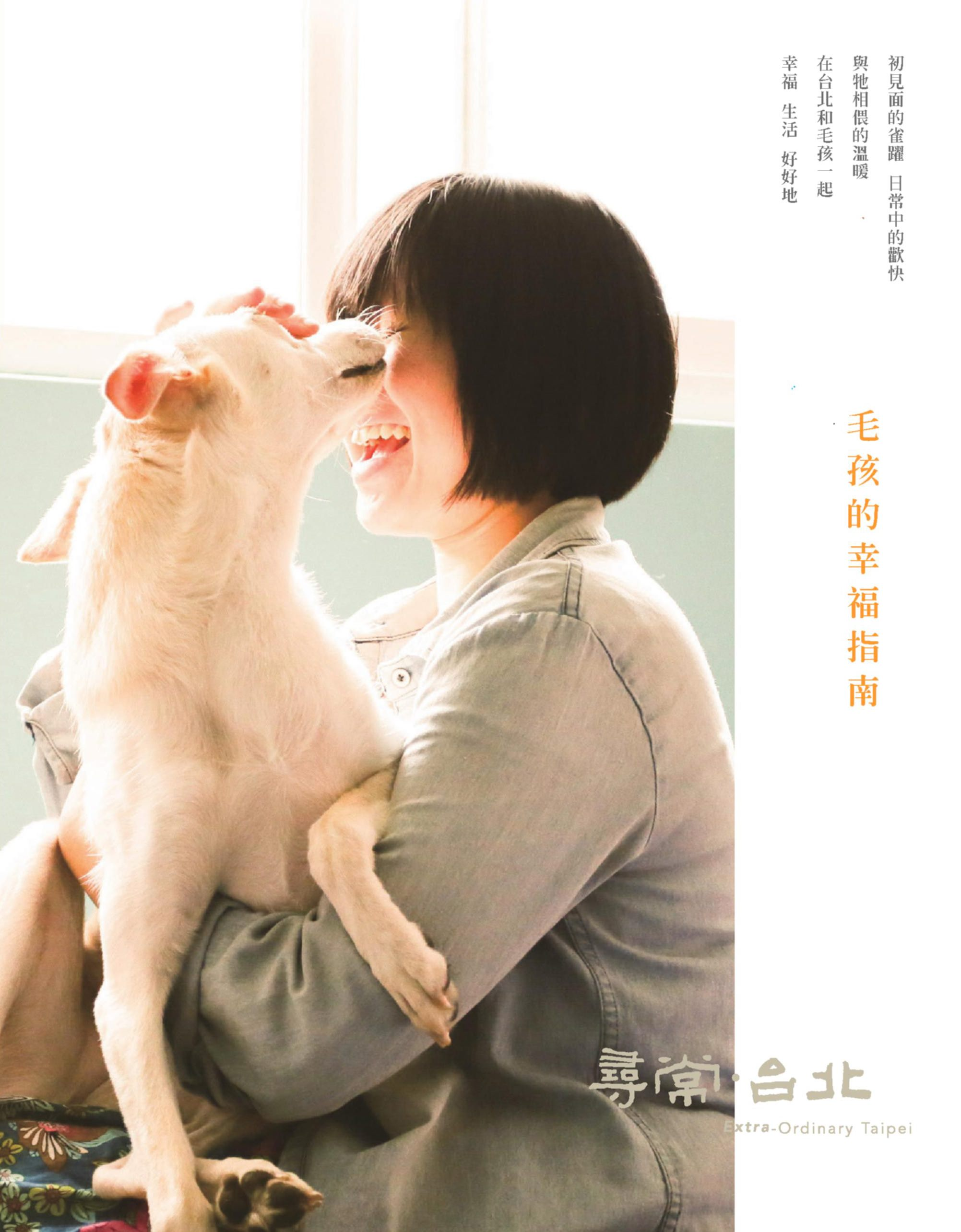貓犬愛寵:毛孩的幸福指南