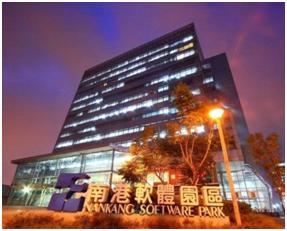 南港工業區夜景