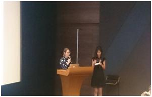 9月加開場次:創意論壇,講師日本電通創意總監Nadya Kirillova分享「CREATIVE before CREATIVE」。她認為童年(childhood)是我們最富創意力的時候,因此她從童趣視角,說明如何激發孩子最純粹的思考,進一步影響大人的創意!她也透過自身經驗,談論她曾在4個國家上學所觀察到的有趣差異。Nadya強調創意從生活細節展開,最純粹的感動可以在執行專案的時候,替我們找到最具創意的點子。