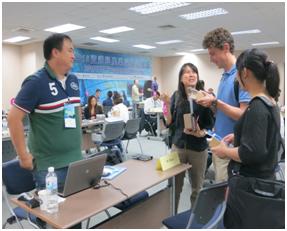 「StartUP@Taipei」臺北主題館及Pitch競賽活動