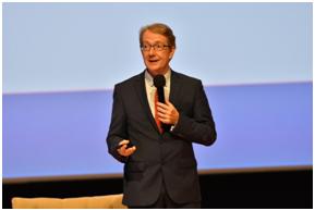 【專題】荷蘭貿易暨投資辦事處代表Representative Guy Wittich主講「社會及企業創新:循環經濟 翻轉產業」。
