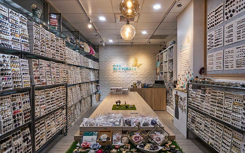 店面改造成手工藝風,讓客人更願意走進來逛。