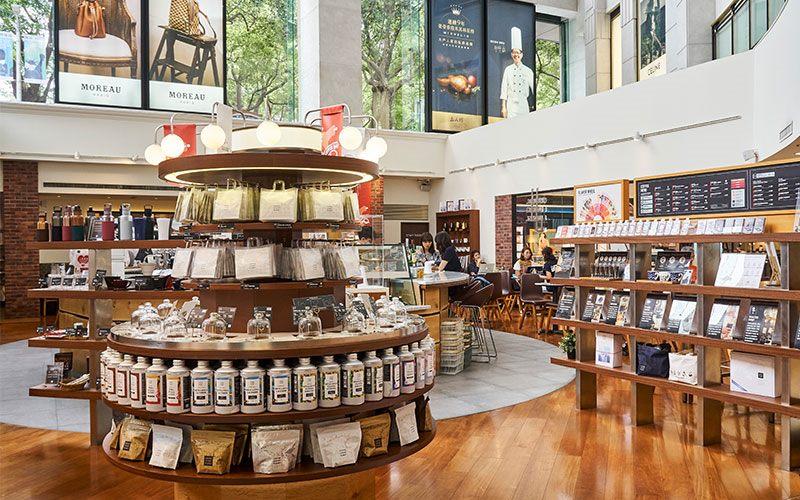 從空間設計到咖啡種類,體驗全方位的咖啡饗宴。