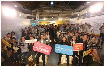 106年10月28 日舉辦臺北創業家俱樂部成軍!