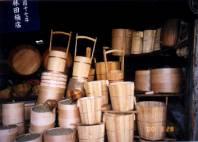 林田桶店生產之木桶