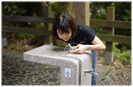 direct drinking fountain