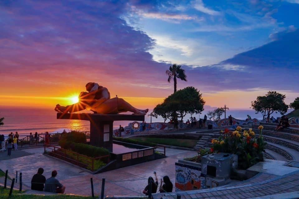 Taipei's sister City: Lima, Peru.
