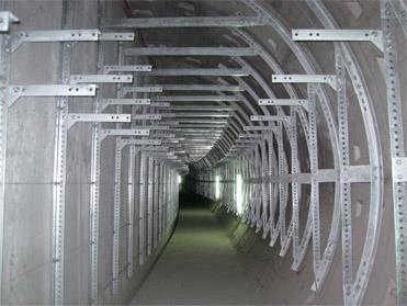 捷運信義線共同管道電力幹管潛盾段