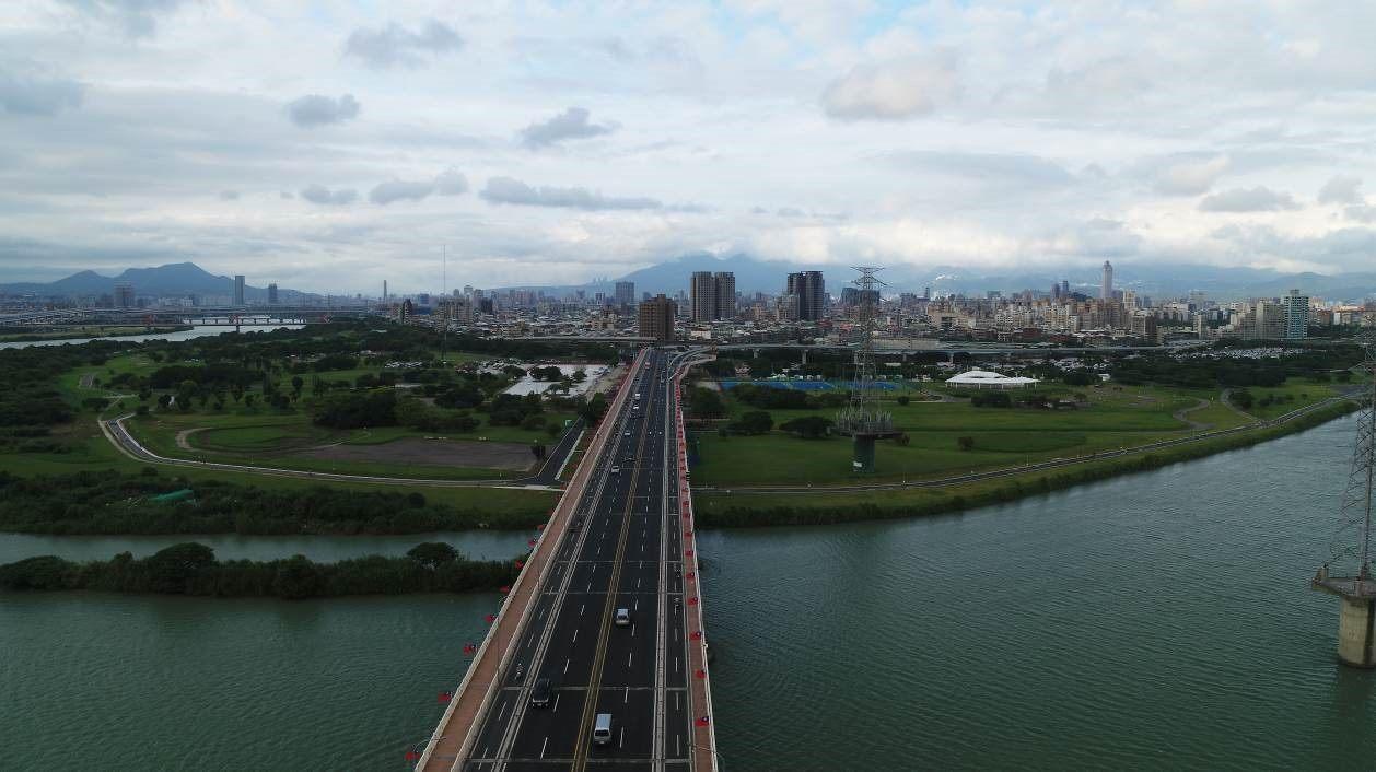 華中橋全線更新 完工照片