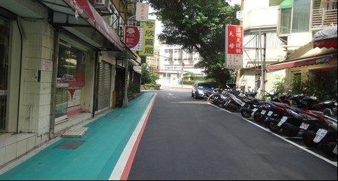 臺北市鄰里道路通行環境躍升計畫-士林區
