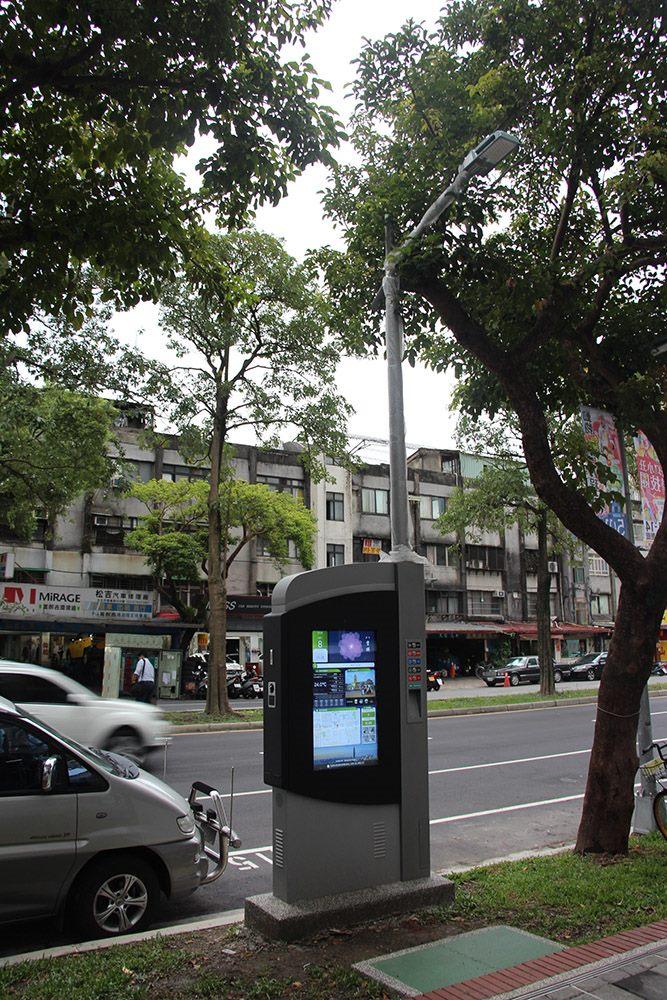 編號7.健康路(健康公宅前)路燈