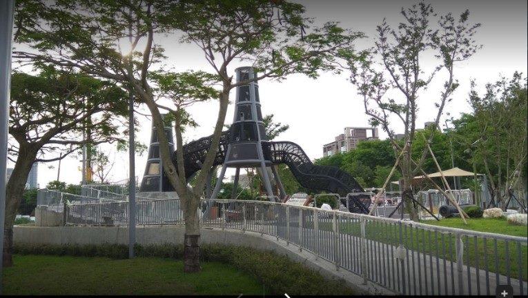 中央藝文公園全景