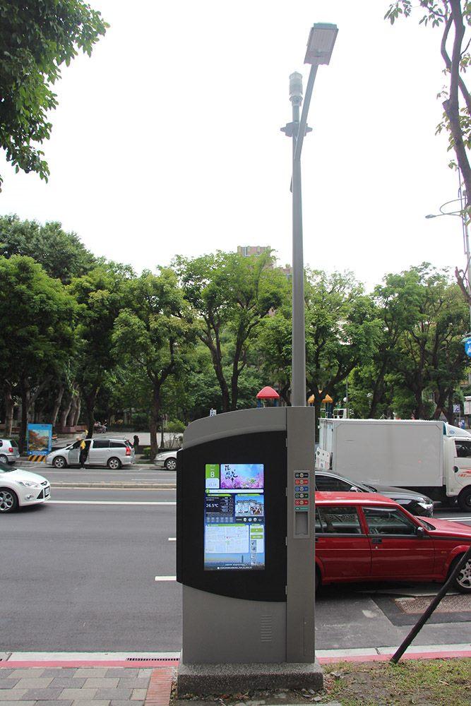 編號5.健康路(健康公宅前)路燈