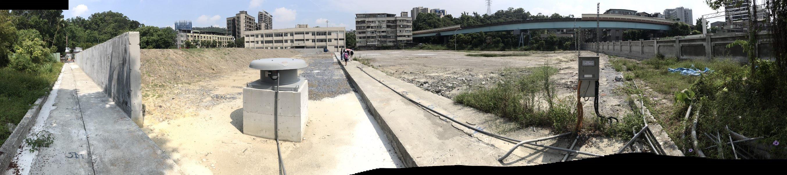 辛亥生態(文木91號)公園-遊戲場現照