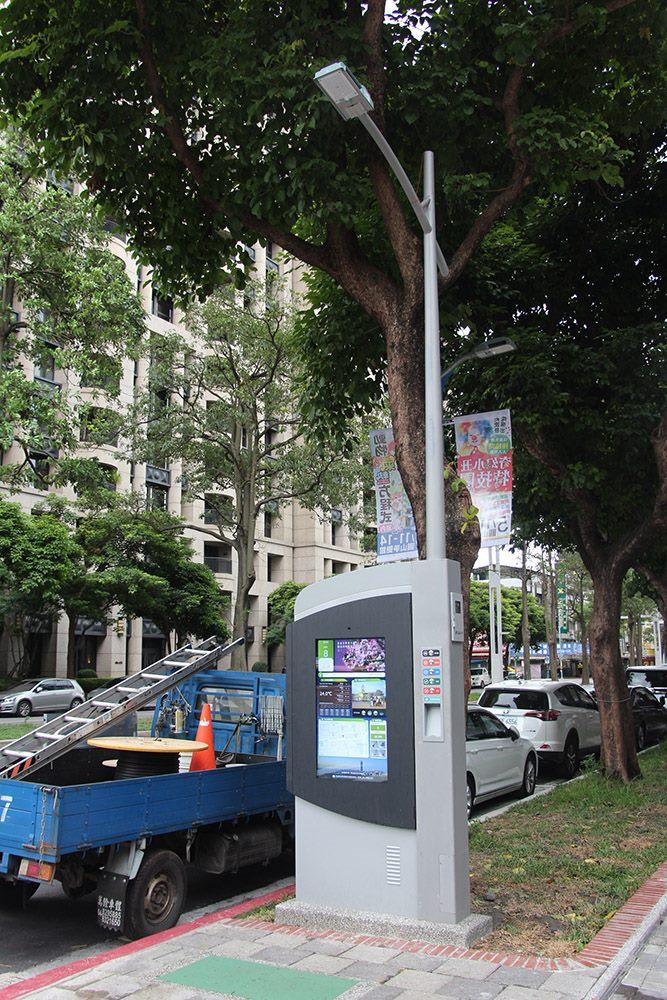 編號8.健康路(健康公宅前)路燈