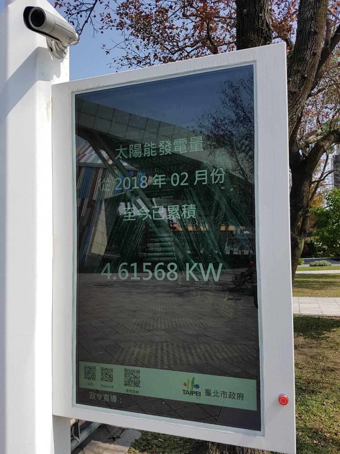 圖7.多功能路燈數位看板