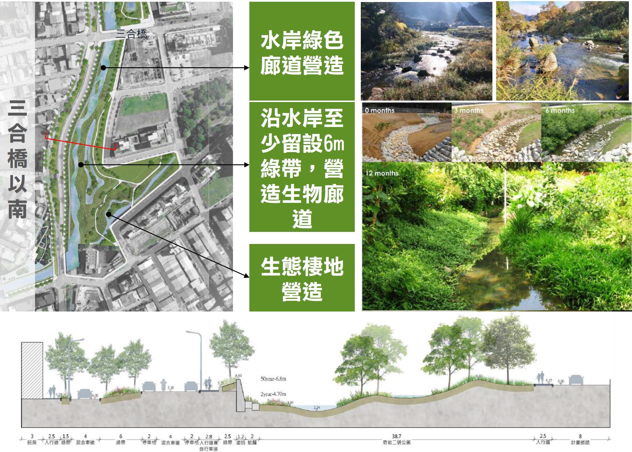 圖10-中游段(生態棲地營造)