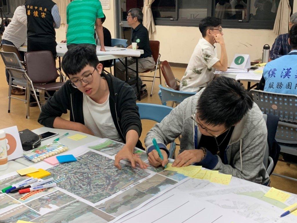 1080529加蓋段工作坊-民眾寫下對磺港溪之構想