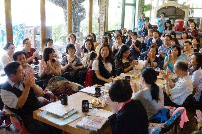 臺北市心智障礙社福單位代表踴躍出席,互動熱烈