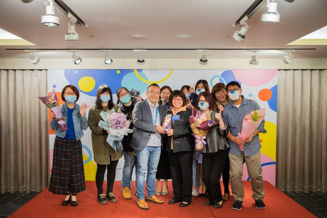 2021 Taipei City Excellent Social Worker Award Ceremony