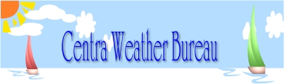 Centra Weather Bureau, opened with new window.