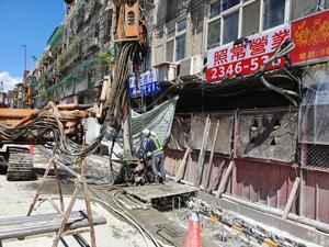 建物保護微型樁