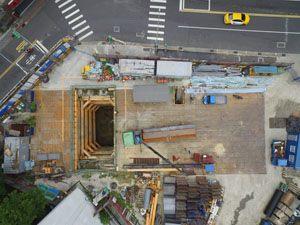 10805玉成第5階開挖