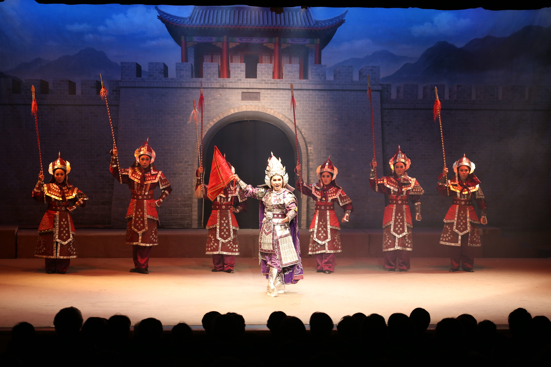 傳統藝術表演:歌仔戲