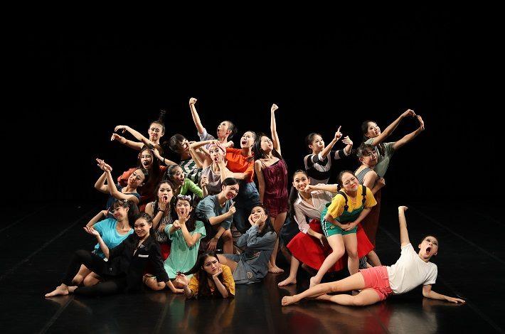 11/20《To ‧ Zealot》臺北市立復興高級中學第20屆舞蹈班