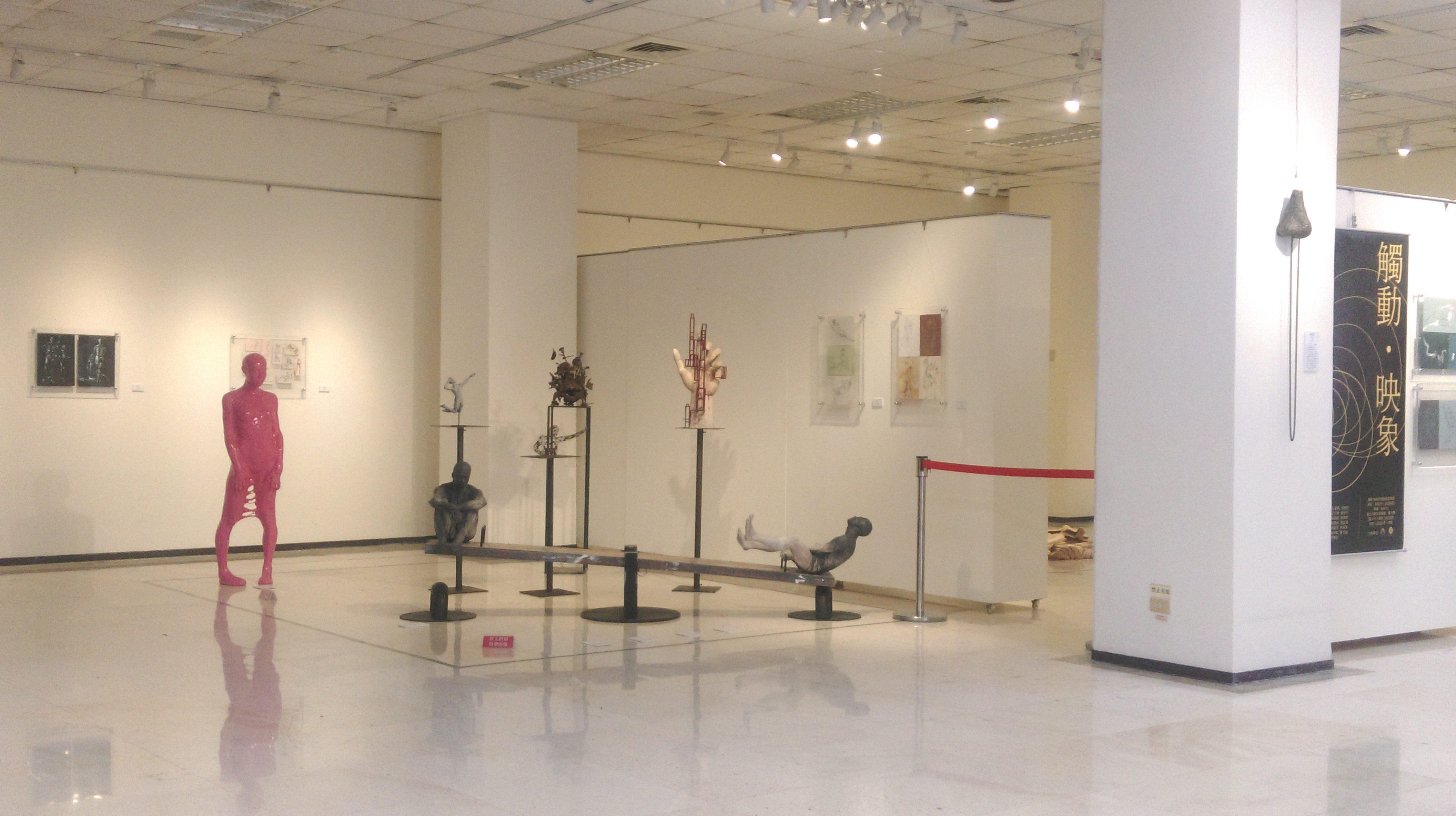 駐館展覽:工藝