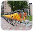 Picture Of Youbike In Taipei