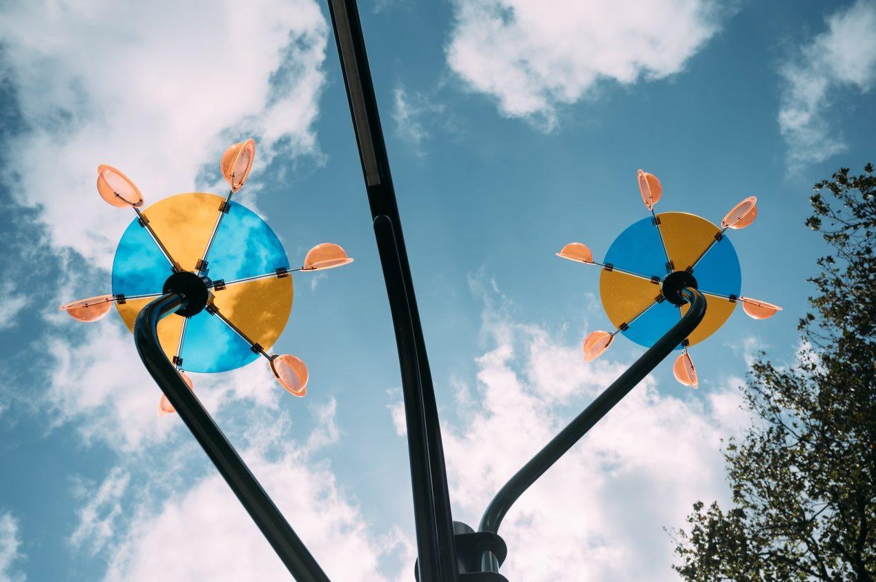 "The Taipei-based seed spacelab's artwork ""North Wind Disco."