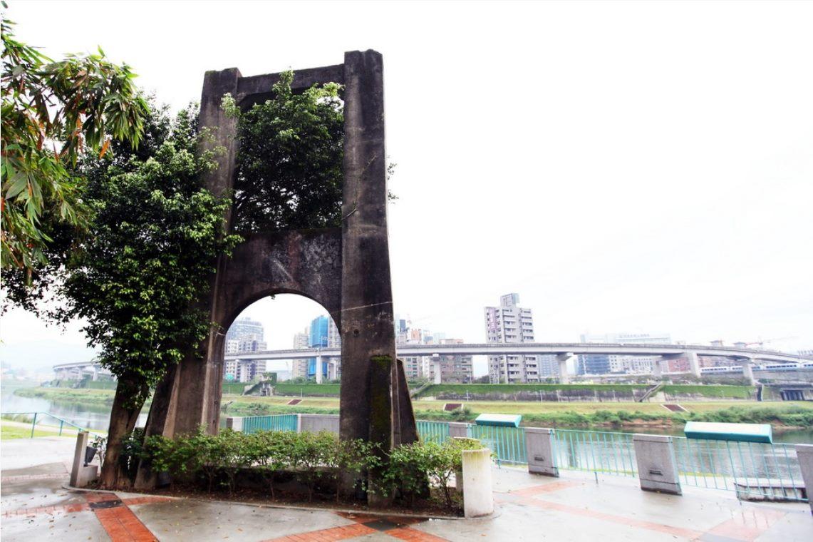 Wu Fen Suspension Bridge