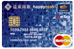 HappyCash-Co-branded credit cards