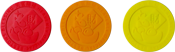 Double-journey Ticket (The God of Fortune Token) back side