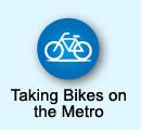 Taking Bikes on the Metro