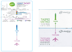 Joint Tickets Taoyuan Airport MRT/Taipei Metro