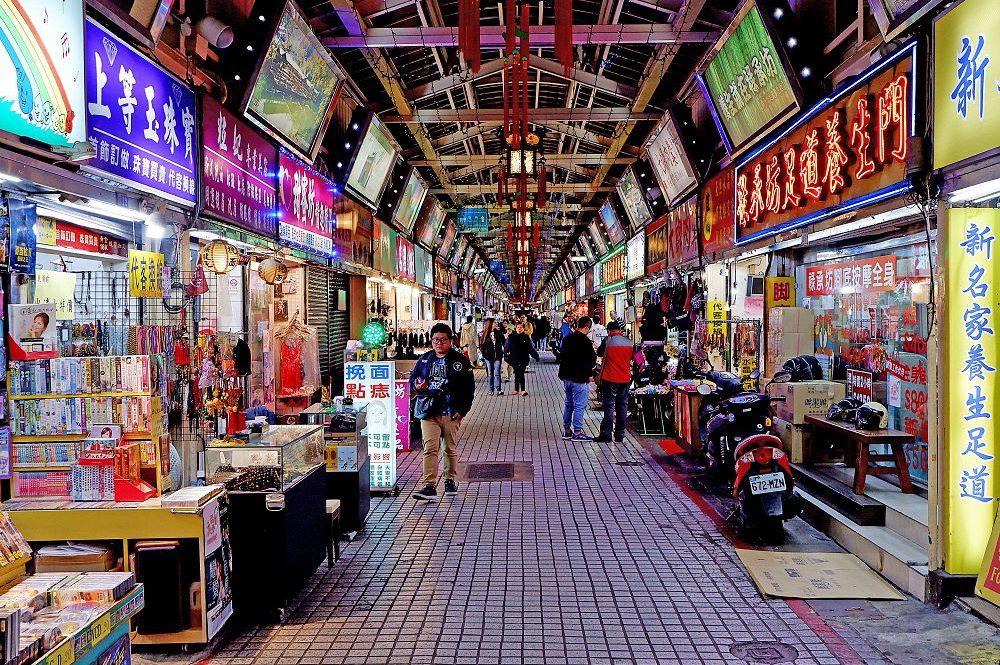 艋舺夜市商圈圖片11