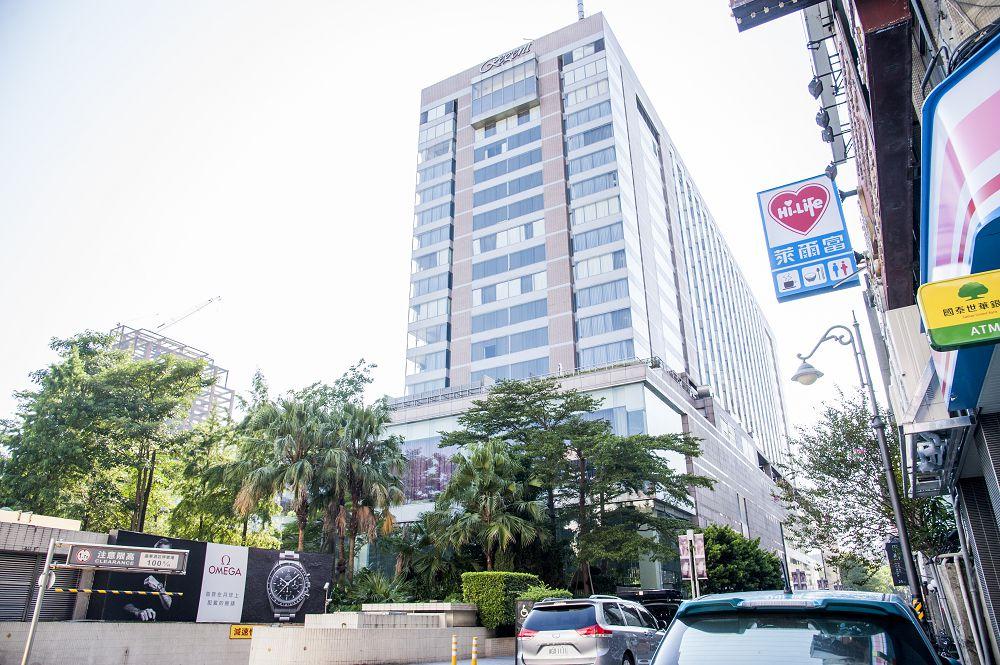 晶華酒店、欣欣百貨周邊圖片9