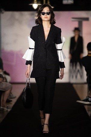 T Fashion時尚實驗基地新銳設計師春夏服裝秀