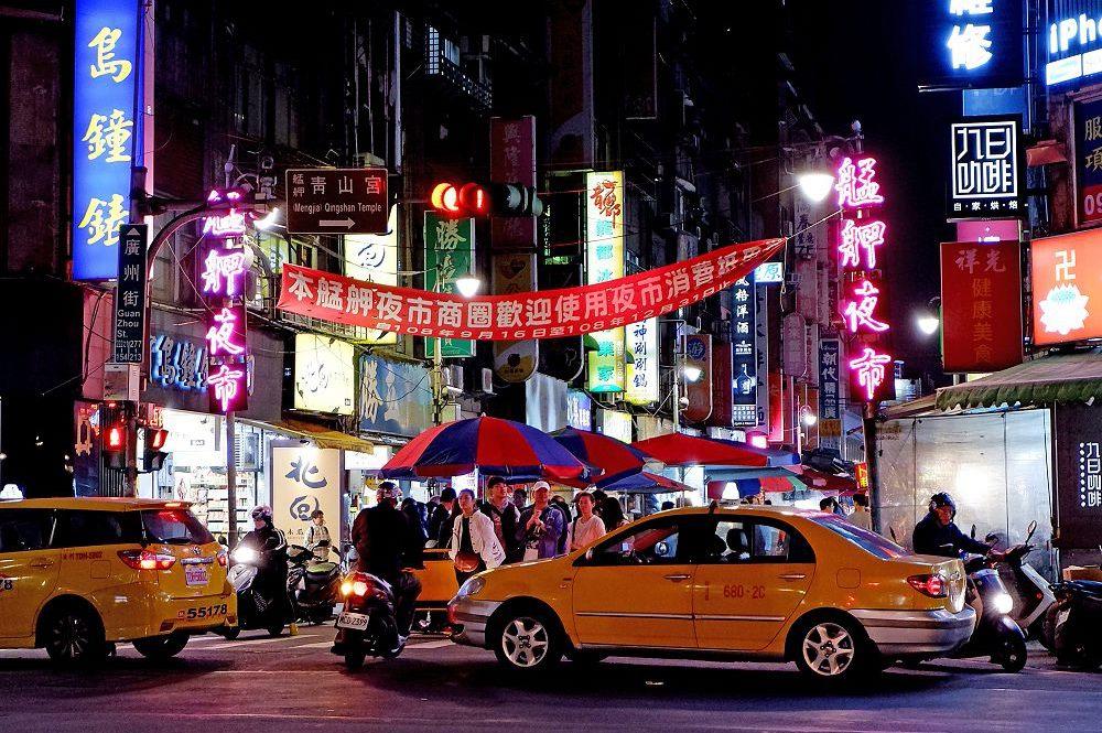 艋舺夜市商圈圖片1