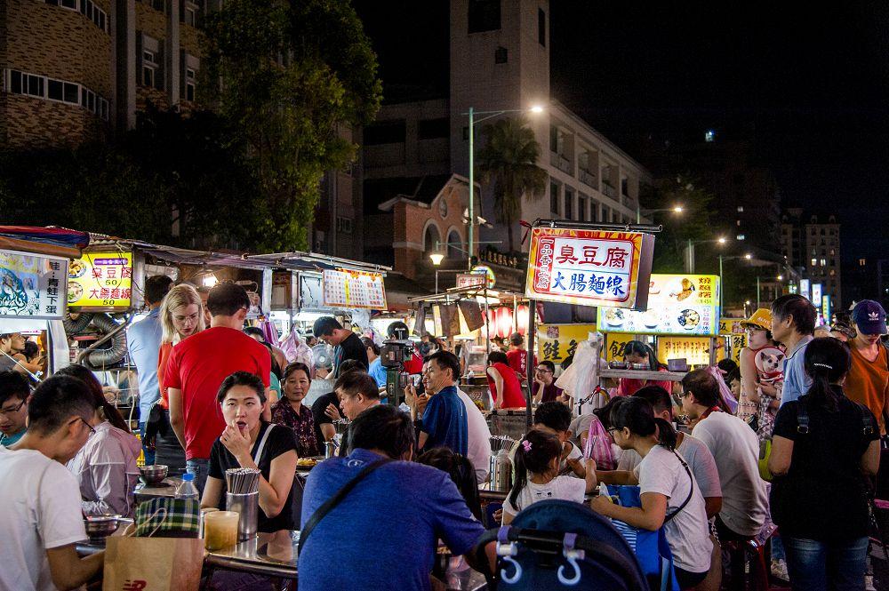 寧夏夜市商圈圖片8